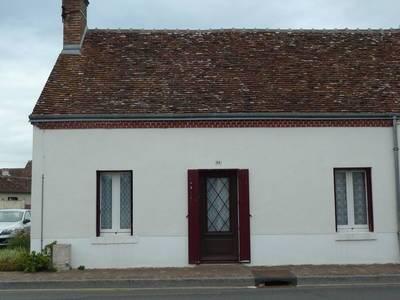 Vente maison 60m² Selles-Saint-Denis - 39.000€