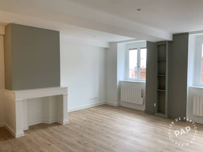 Location Appartement Lyon 1Er 65 m² 1.400 €