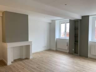 Location appartement 3pièces 65m² Lyon 1Er - 1.400€