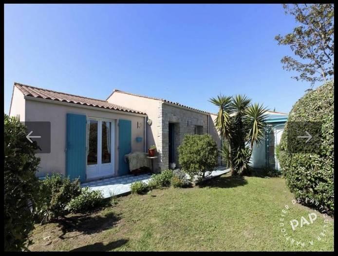 Vente Maison La Brée-Les-Bains 184m² 490.000€