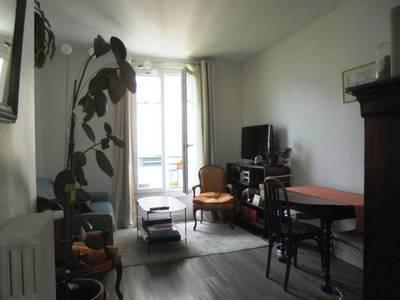 Vente appartement 2pièces 36m² Paris 20E - 390.000€