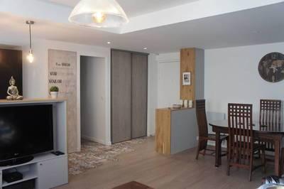 Location meublée appartement 3pièces 69m² Montpellier (34) - 1.100€