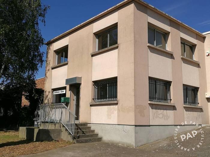 Location Bureaux et locaux professionnels Saint-Brice-Sous-Foret (95350) 120m² 1.260€
