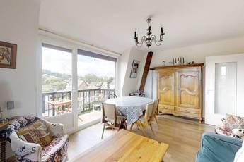 Vente appartement 3pièces 57m² Deauville (14800) - 299.000€