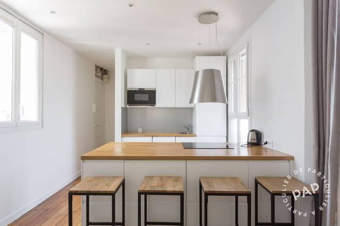 Location Appartement Levallois-Perret (92300) 52m² 1.840€