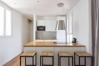 Location meublée appartement 3pièces 52m² Levallois-Perret (92300) - 1.960€