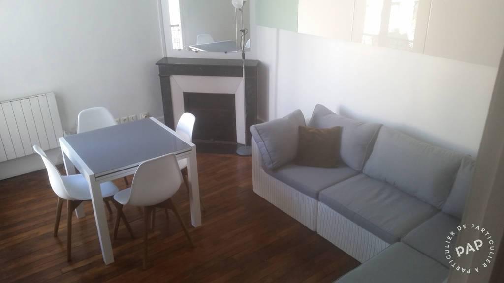 Location Appartement Clichy (92110) 40m² 1.080€