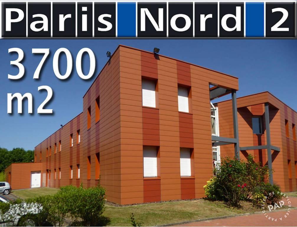 Vente Immeuble Tremblay-En-France (93290)  2.540.000€