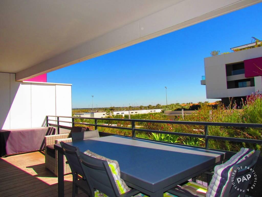 Vente Appartement Palavas-Les-Flots (34250) 55m² 318.000€