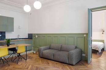 Location meublée appartement 2pièces 50m² Paris 8E - 1.980€