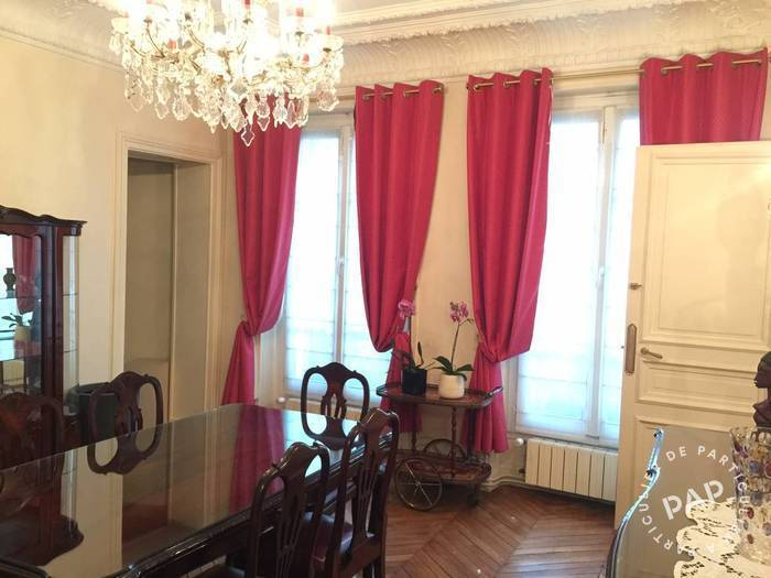 Location Appartement Paris 6E 130 m² 4.500 €