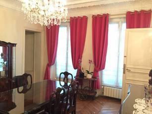 Location meublée appartement 5pièces 130m² Paris 6E - 4.800€