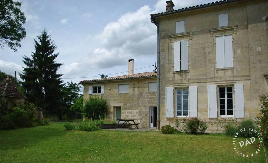 Vente Maison Porcheres (33660) 215m² 275.000€