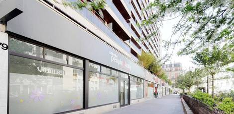 Vente local commercial 103 m² Paris 15E - 1.200.000 €