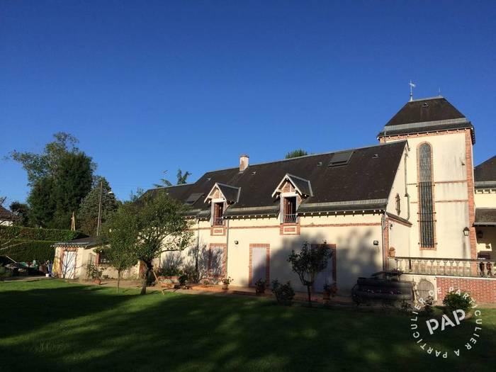 Vente maison 11 pièces Saint-Martin-de-Nigelles (28130)