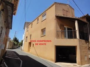 Vente maison 100m² Cazouls-Les-Beziers (34370) - 142.000€