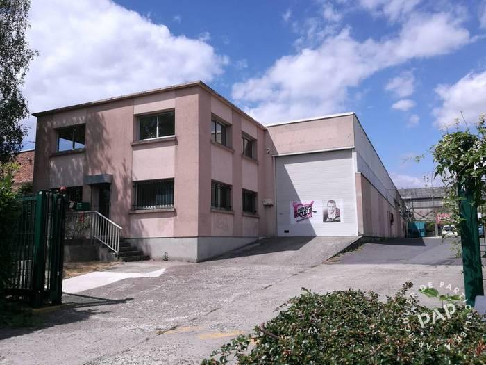 Location Bureaux et locaux professionnels Saint-Brice-Sous-Foret (95350)