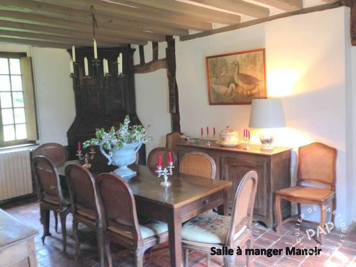 Vente immobilier 830.000€ Jonquerets-De-Livet (27410)