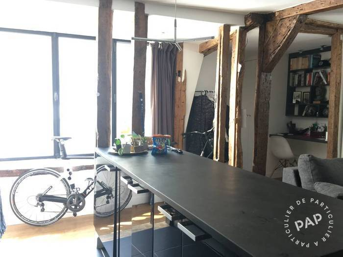Appartement Paris 6E 700.000€