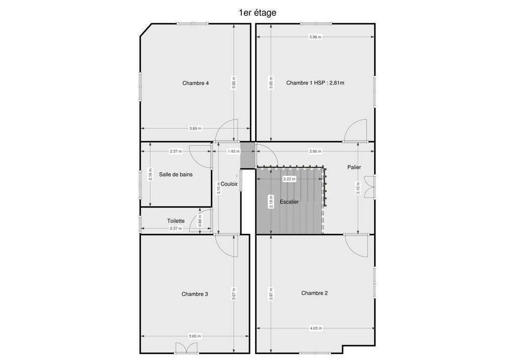 Vente Gan (64290) 160m²