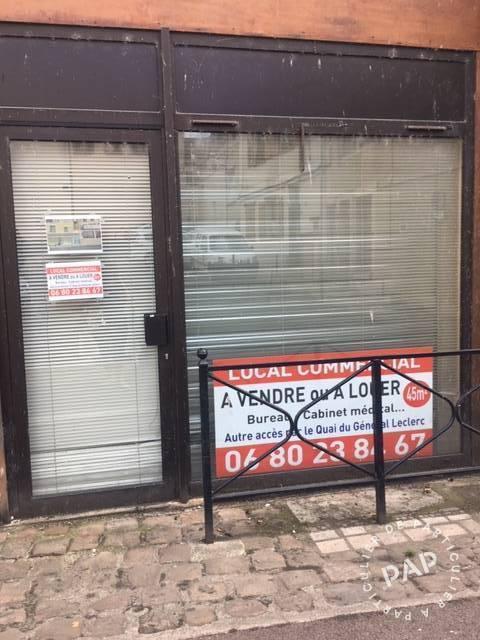 Immobilier Joigny- Quai De L'yonne 590€ 50m²