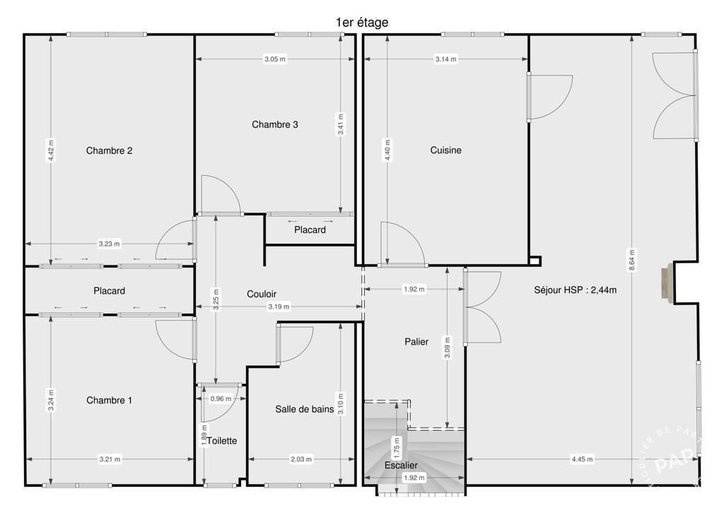Vente Maison Vandoeuvre-Lès-Nancy (54500)
