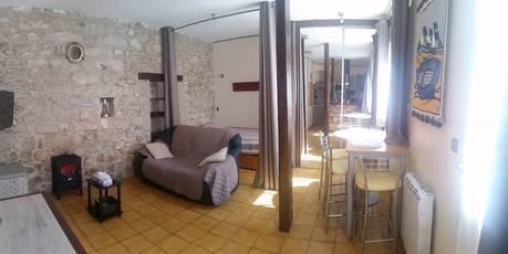 Location meublée studio 25m² Fontainebleau (77300) - 640€