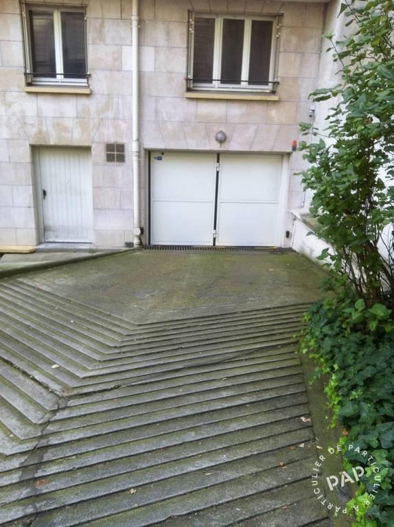 Location Garage, parking Paris 4E  160€