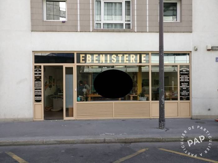 Vente Fonds de commerce Paris 15E  70.000 €