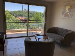 Location meublée appartement 2pièces 57m² Lyon 1Er - 1.400€
