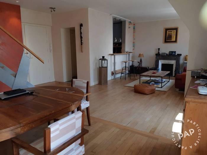 Vente appartement 4 pièces Saint-Malo (35400)