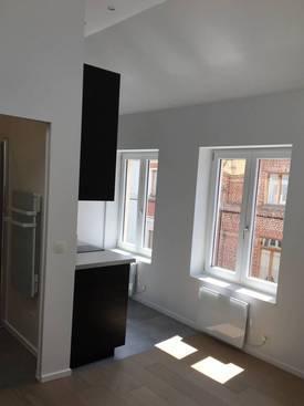 Vente appartement 2pièces 27m² Lille (59) - 125.000€