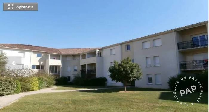 Vente Appartement Bergerac 45m² 60.000€