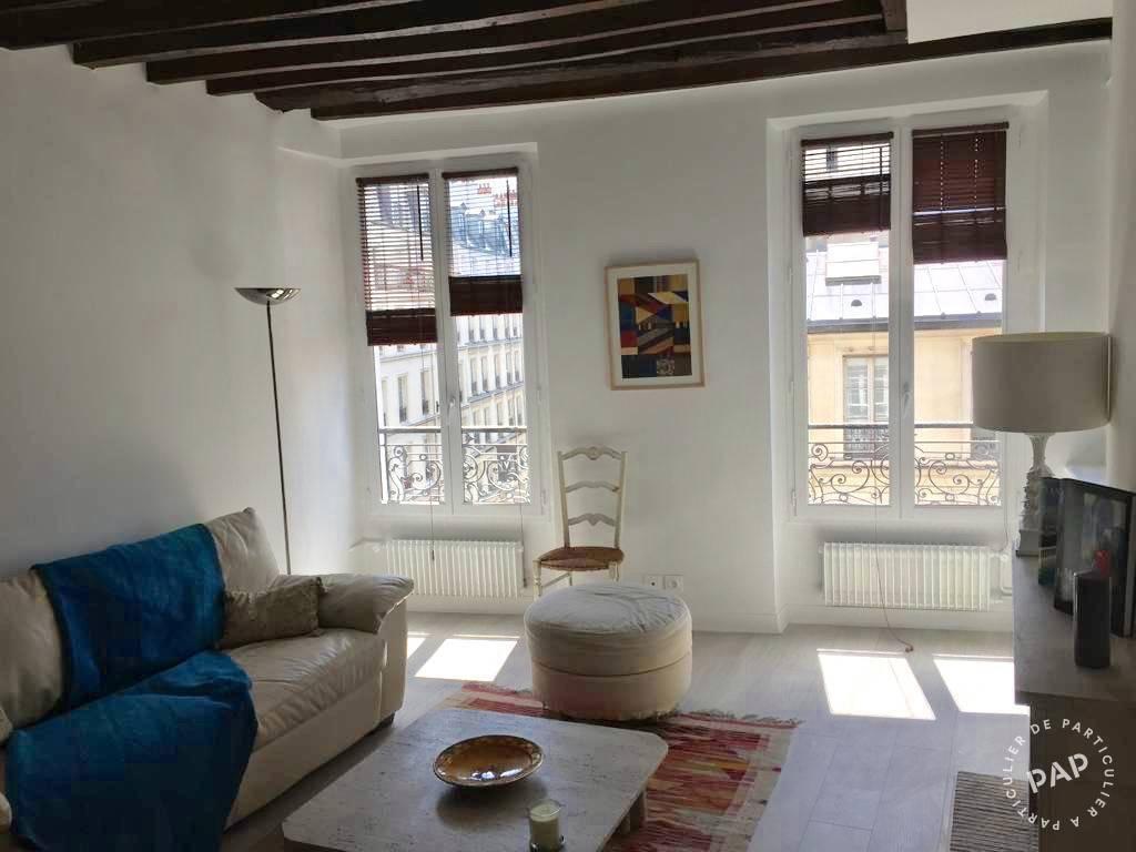 Vente appartement 2 pièces Paris 7e