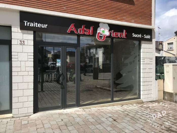 Location Local commercial Alfortville 40m² 1.400€