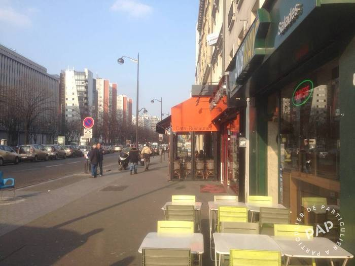 Vente Local commercial Paris 19E 45 m² 90.000 €