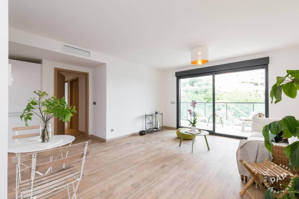Location Appartement Beausoleil (06240) 67m² 2.335€