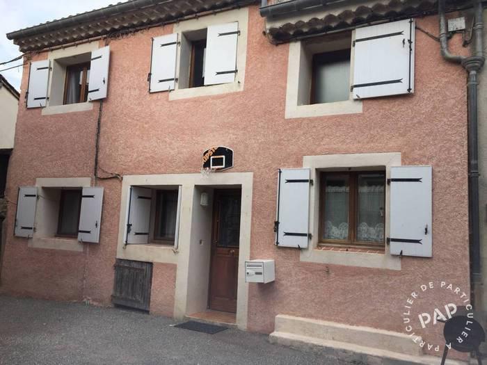 Vente Maison Sourribes (04290), À 6 Km De Volonne 93m² 150.000€