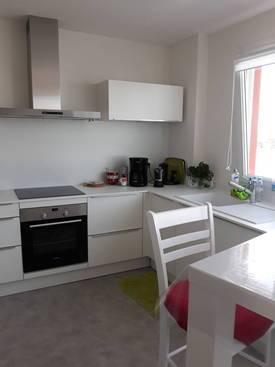 Location meublée appartement 5pièces 95m² Lorient (56100) - 1.100€