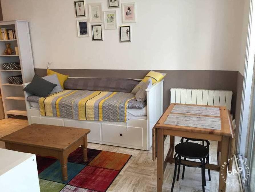 Location appartement studio Marseille 7e