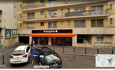Location garage, parking Paris 17E - 180 €