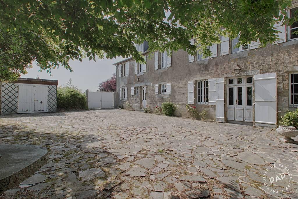 Vente maison 8 pièces Le Petit-Celland (50370)