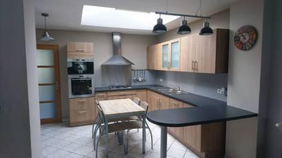 Vente maison 90m² Roubaix (59100) - 130.000€