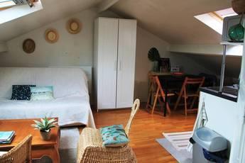 Location meublée studio 32m² Le Vesinet (78110) - 670€