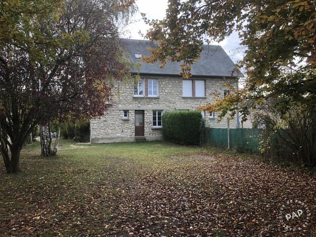 Vente Maison Courcelles-Sur-Seine (27940) 110m² 140.000€