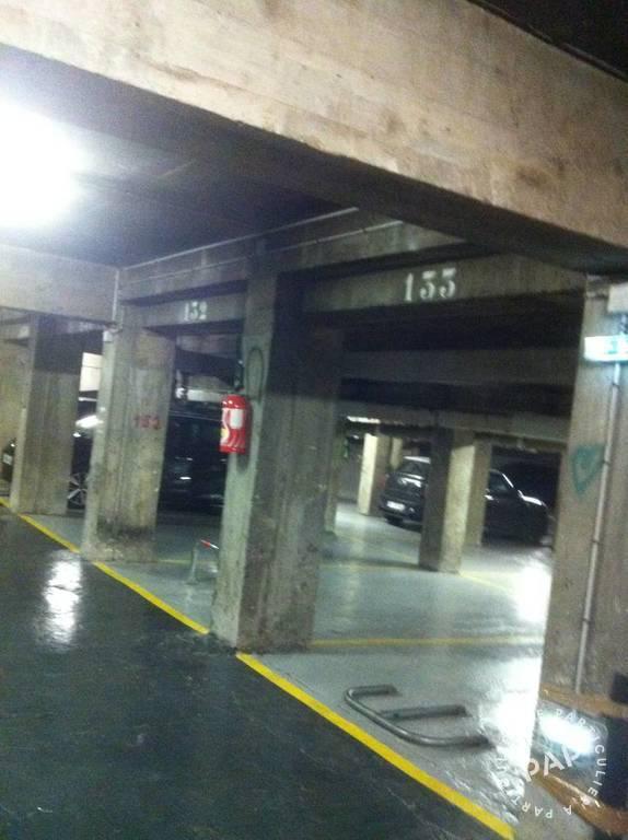 Location Garage, parking Paris 4E