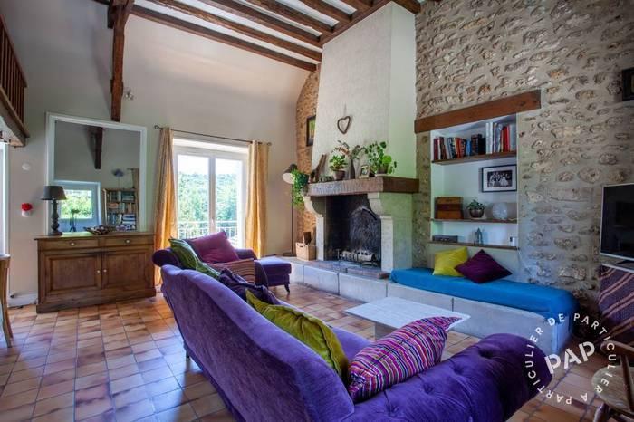 Vente Maison Dampierre-En-Yvelines (78720)