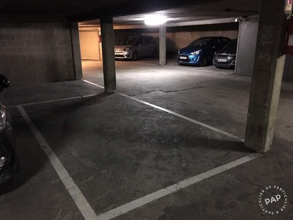 Location Garage, parking Vanves (92170)