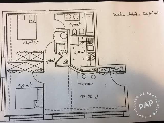 Vente immobilier 435.000€ Issy-Les-Moulineaux