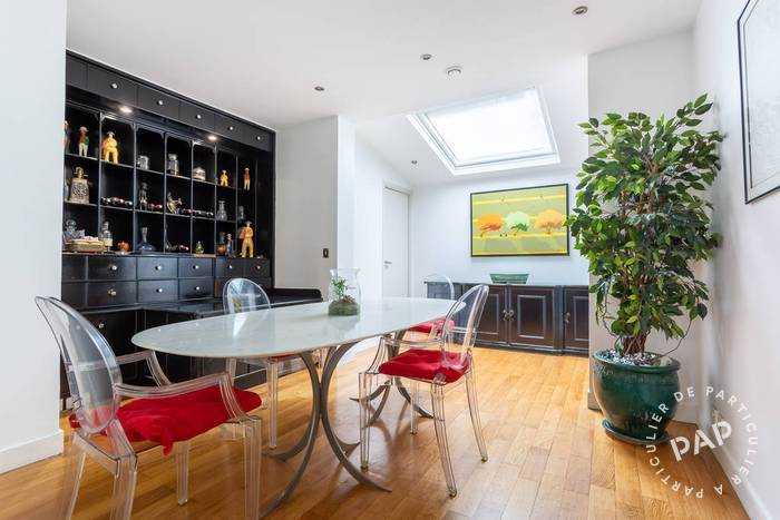 Vente immobilier 1.980.000€ Paris 19E